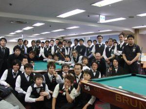 2010関ポケ対抗戦 集合写真