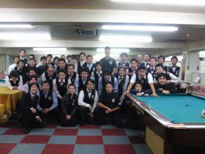 2010関ポケ交流戦 集合写真